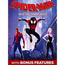 Spider-Man: Into the Spider-Verse (With Bonus Features)