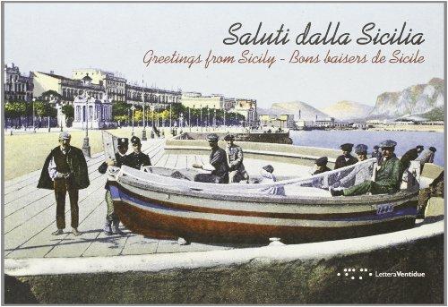 Saluti dalla Sicilia-Greetings from Sicily-Bons baisers de Sicile - Amazon Libri