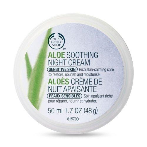 Beruhigende Aloe Tagescreme 50 ml für empfindliche Haut / Beruhigende Aloe Nachtcreme 50 ml für empfindliche Haut Aloe Soothing Day Cream 50ml / Aloe Soothing Night Cream 50ml (Beruhigende Aloe Nachtcreme) -