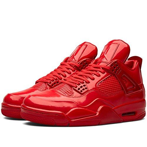 Nike Herren Jordan 11lab4 Sneaker, Rot, for men University Red / White