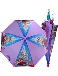 Preisvergleich für Umbrella - Disney - Frozen Elsa & Anna Molded Handle Kids/Youth New FZUMB by Disney