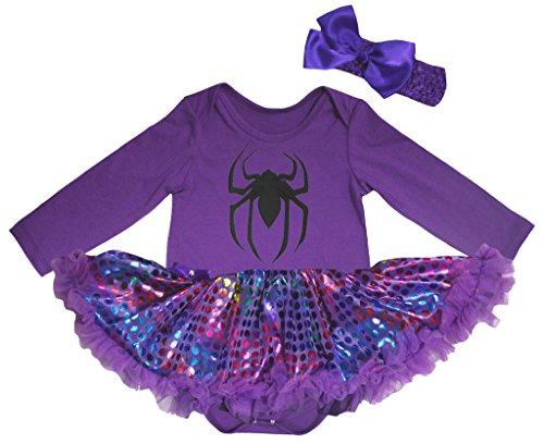 dchen (0-24 Monate) Body violett Rainbows Gr. L, Rainbows ()