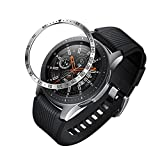 Lunette de Montre 46 mm pour Samsung Galaxy Watch, Style métallique avec Anneau,...