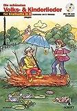 Die schönsten Volks- und Kinderlieder für Klarinette (+CD) mit Bleistift -- 31 beliebte Melodien sehr leicht gesetzt für 1-2 Klarinetten in B mit Text und Akkordsymbolen (Noten/sheet music)