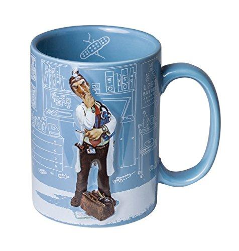 Tasse Kaffeetasse Arzt Doktor von Forchino
