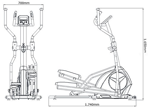 MAXXUS® CROSSTRAINER CX 4.3f - 5