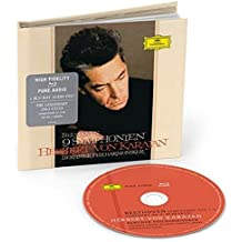 Beethoven : 9 Symphonies [Blu-ray audio]