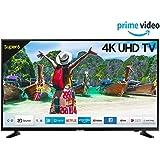 Samsung 108 cm (43 Inches) 4K UHD LED Smart TV UA43NU6100 (Black) (2019 model)