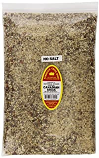 Marshalls Creek Spices Refill Pouch No Salt Canadian Steak Seasoning, XL, 22 Ounce