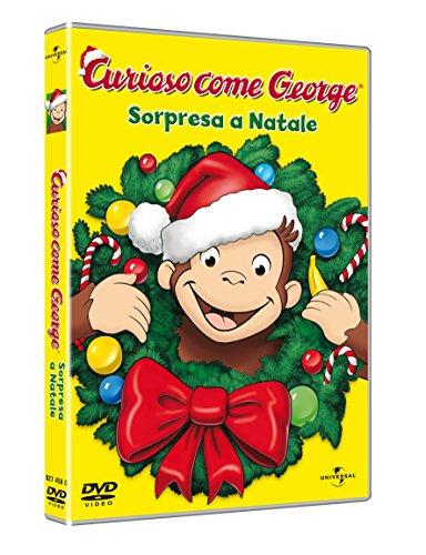 Curioso come George - Sorpresa a Natale