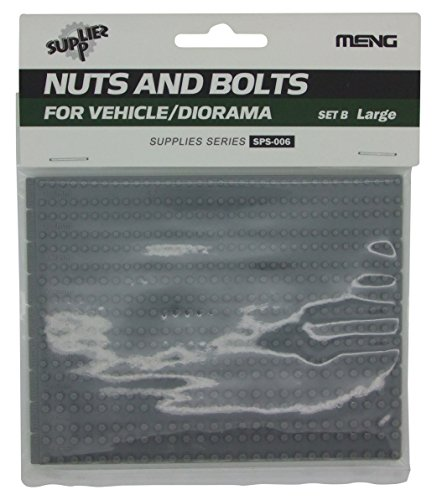 Meng Model 1:35 - Nuts and Bolts