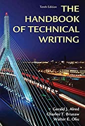[(The Handbook of Technical Writing)] [By (author) Gerald J. Alred ] published on (December, 2011)