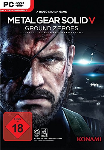 Metal Gear Solid V: Ground Zeroes PC (Metal Pc Gear)