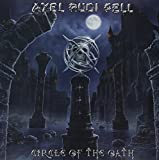 Axel Rudi Pell: Circle of the Oath 2 LP Gatefold, printed innen sleeves, cloured vinyl blau marmoriert [Vinyl LP] (Vinyl)