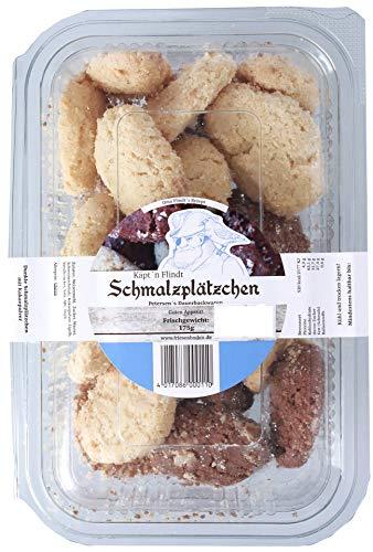 Käpt'n Flindt - Schmalzplätzchen Gebäck Kekse - 175g