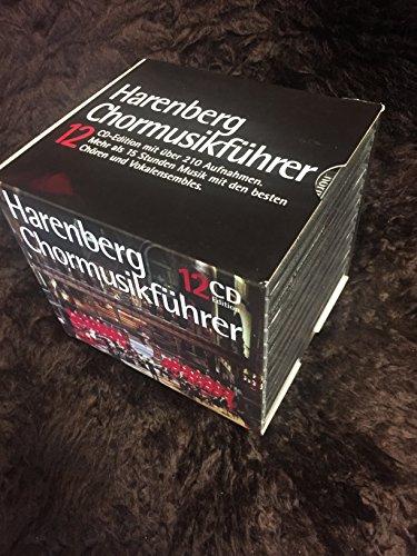 Harenberg Chormusikführer CD-Set