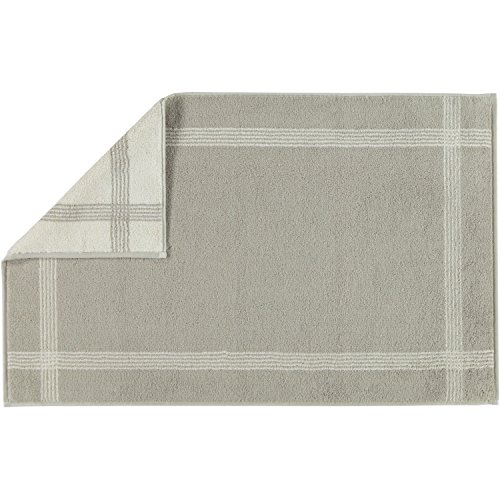 Cawö Home Badematte Two Tone 604 Sand - 33 50x80 cm