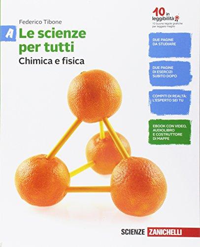 Le scienze per tutti. Vol. A-B-C-D. Per la Scuola media. Con Contenuto digitale (fornito elettronicamente)