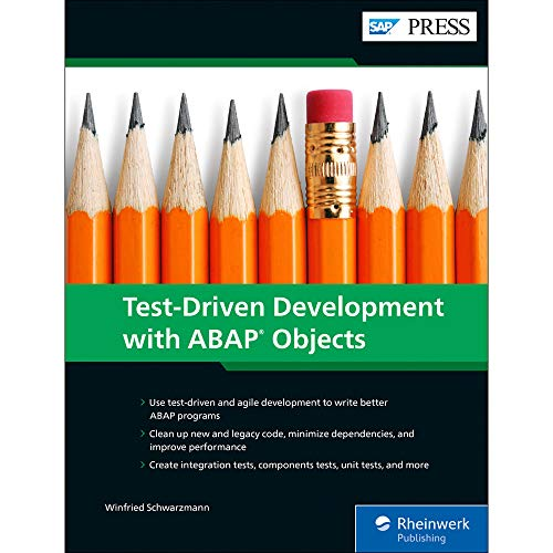 Test-Driven Development with ABAP Objects
