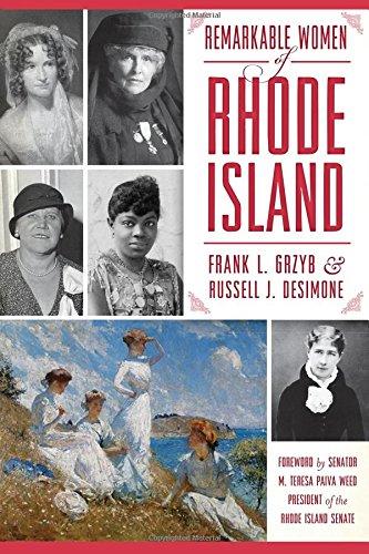 Remarkable Women of Rhode Island (American Heritage)