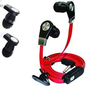 HIGH QUALITY MEGA BASS IN EAR EARBUD HEADPHONE EARPHONES HEADSET HANDSFREE FOR SAMSUNG E1232B E2252 E2600 / M370
