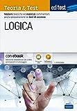 EdiTEST. Logica. Teoria & test. Nozioni teoriche ed esercizi commentati per i test di accesso. Con e-book. Con software di simulazione