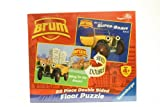 Ravensburger Brum - Double-Sided Floor Puzzle (20 pieces)