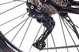 CHRISSON 27,5 Zoll Pedelec E-Bike E-Mountainbike E-MOUNTER 3.0 mit 10G DEORE XT BOSCH PLINE CX und Powerpack500 schwarz matt - 5