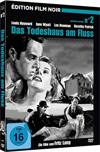Das Todeshaus am Fluss - Film Noir Edition Nr. 2 (Limited Mediabook inkl. Booklet)