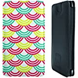 Design Smartphone Tasche / Pouch für Sony Xperia M2 - ''Rainbow'' von caseable