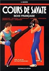 Cours de savate : Boxe française