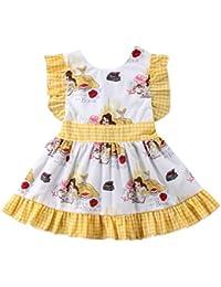 29c5dee89afed Amazon.fr   Robes - Bébé fille 0-24m   Vêtements