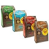 Senseo 48er Variation Family Pack, cialde di caffè, 4X 48Pads/porzioni