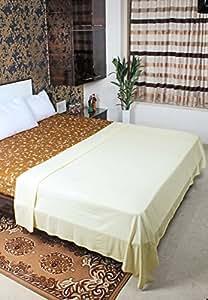 MOSGARD- Mosquito Repellent Blanket (Cream-L)