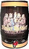 Klosterbier Urstoff 5 L Partyfaß Dose mit eingebauten Zapfhahn