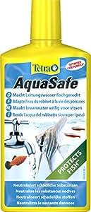 Tetra AquaSafe Water Conditioner, 500ml
