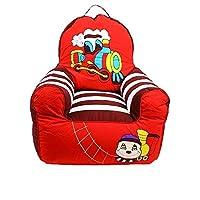 اريكة بين باج للاطفال من ريلاكست - احمر