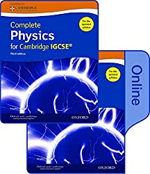 Complete Physics for Cambridge IGCSE® Print and Online Student Book Pack (Third edition)