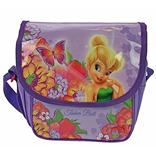Disney-Fee-Tinkerbell Mädchen-Handtasche, Schulter, Schultasche, Kurier-Absendung-Schule-Beutel