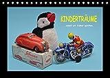 Kinderträume - Womit wir früher spielten (Tischkalender 2017 DIN A5 quer): Beliebtes Spielzeug aus den 50er und 60er Jahren (Monatskalender, 14 Seiten ) (CALVENDO Hobbys)