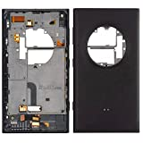 Ersatzteile, iPartsBuy für Nokia Lumia 1020 Akku Rückseite ( Farbe : Schwarz )