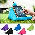 Gardenista Wasserfest Lila iPad Tablet Pyramide Sitzsack Ständer Kissen von Gardenista auf Du und dein Garten