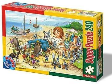 D-Toys - Super Jigsaw Puzzle 240 - Fairytales 1 (DT60488-PV-01) (DT60488-PV-01) (DT60488-PV-01) | De Gagner Une Grande Admiration Et Est Largement Confiance à La Maison Et à L'étranger  098ad9