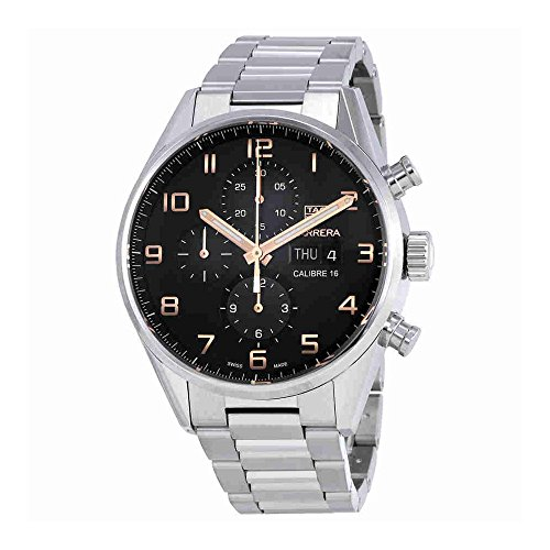 Tag Heuer Carrera Chronograph Automatic Mens Watch CV2A1AB.BA0738