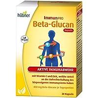 hübner ImmunPRO Beta-Glucan Kapseln zur aktiven Immunabwehr 30 Stück preisvergleich bei billige-tabletten.eu