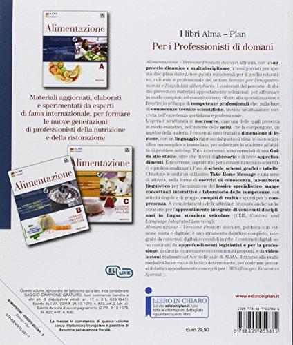 Alimentazione. Per gli Ist. professionali. Con ebook. Con espansione online