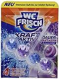 WC Frisch Kraft-Aktiv Duftspüler Lavendel Paket, 50 g