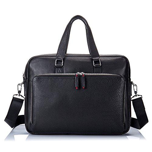 Mefly Mode Handtaschen Männer Taschen Business Taschen Für Männer Lederwaren Tuba