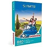 Emozione3 - Cofanetto Regalo - Si Parte! - 840 soggiorni in accoglienti agriturismi e B&B