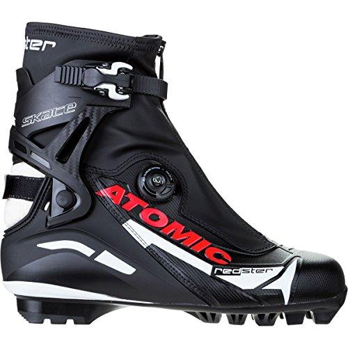 Atomic Redster Skate Scarpe da corsa nero/rosso